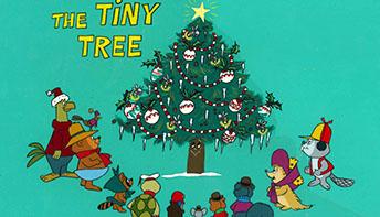 """DePatie-Freleng's """"The Tiny Tree"""" (1975)"""