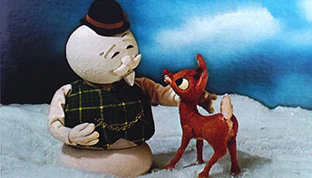 "Rankin/Bass ""Rudolph"" on Records"