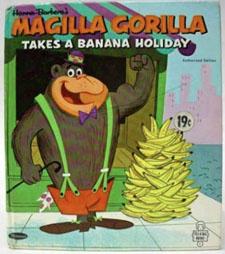 magilla-wonder-book