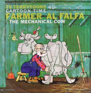 Farmer Al Falfa 45 RPM