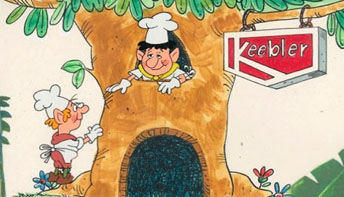 In Search Of The First Keebler Elf