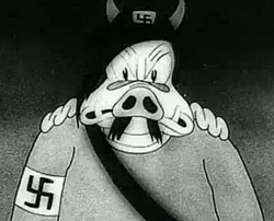 """from """"Facist Boots On Our Homeland"""" (1941)"""