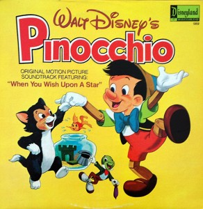 Pinocchio LP (1979) click to enlarge
