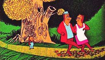 """De-Patie-Freleng's """"Goldilocks"""" (1970) on Record"""