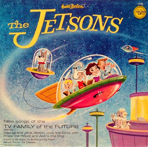 The Jetsons Golden New York Cast Album 1962