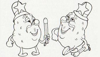 """The Fresh Vegetable Mystery"" (1939)"