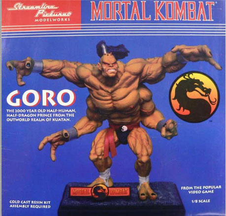 Goro-model