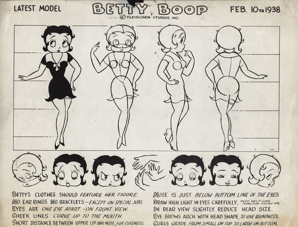 Betty-later-Model