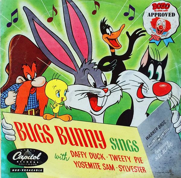 BugsBunnySingsFRONTCover6