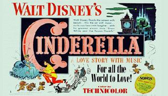 "Walt Disney's ""Cinderella"" on Records"