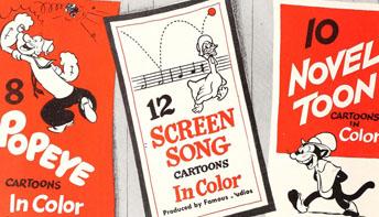 Famous Studios 1949-50