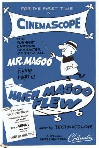 upa when magoo flew 1955