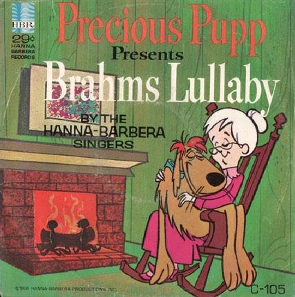 Precious pupp Lullaby 450