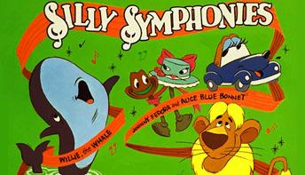 "Disney's Bizarre 1971 ""Silly Symphonies"" Record Album"