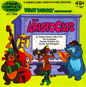 aristocatsfoursongs