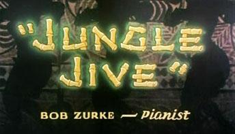 "Walter Lantz' ""Jungle Jive"" (1944)"