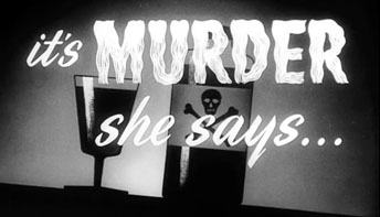 "Pvt. Snafu: ""It's Murder, She Says!"" (1945)"