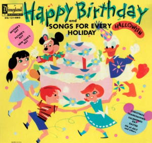 DQ1214 Happy Birthday & Songs for Every Holiday