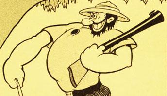 "Fleischer's ""Bring Himself Back Alive"" (1940)"