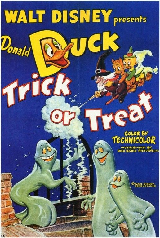 Disney Wonderground Halloween Donald Huey Dewey Nephew Print Buscema Duck-O-Ween