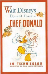 Chef_donald-poster