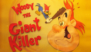 """Woody The Giant Killer"" (1947)"