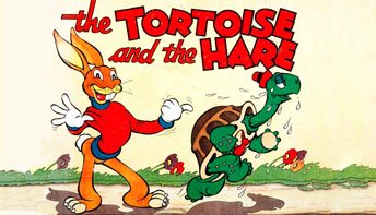 "Disney's ""The Tortoise And The Hare"" (1934)"