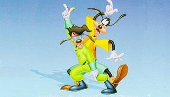 "Disney's ""A Goofy Movie"" on Records"