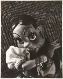 """A Walton and O'Rourke Puppet, """"Lupita"""", 1938"""