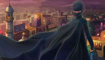 """Fred Patten on """"Burka Avenger"""""""