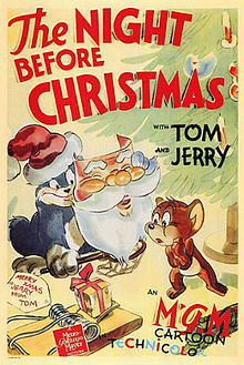 The_Night_Before_Xmas_Tom_and_Jerry_Poster