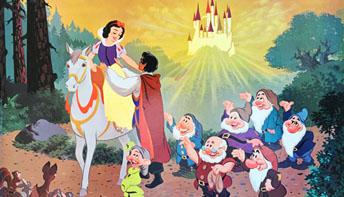 """Walt Disney's """"Snow White and the Seven <em>Soundtrack Albums""""</em>"""