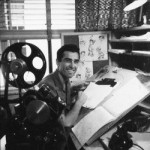 Jack Bradbury at Disney
