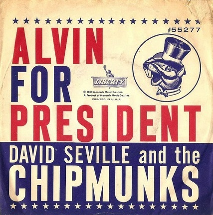 Alvin_For_President_Single_Cover