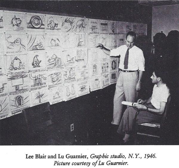 Lee Blair-Lu Guarnier Graphic-1946-600