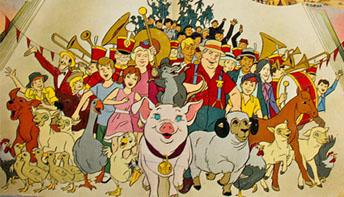 "Hanna-Barbera's ""Charlotte's Web"" (1973) on Records"