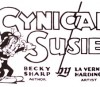 "La Verne Harding and ""Cynical Susie"", 1934"