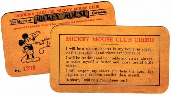 mickey-club-card