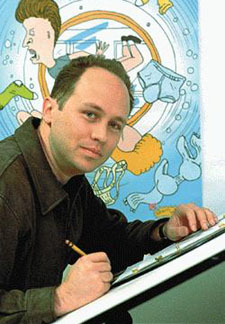 Mike Judge in 1994