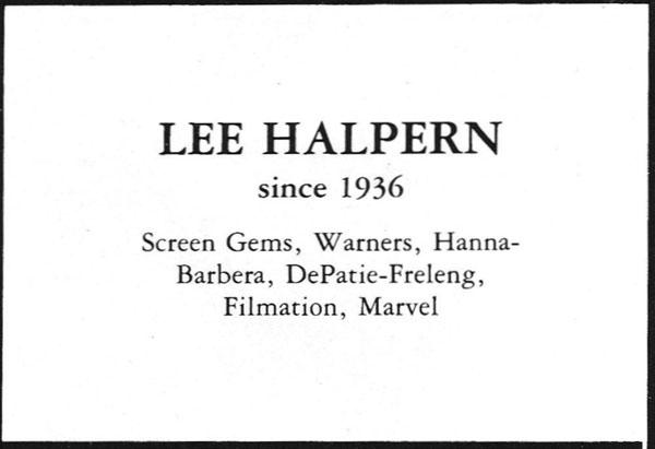 Lee Halpern