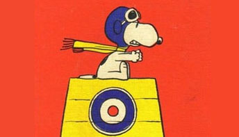 Snoopy Battles the Red Baron (and Runs for President) on Records
