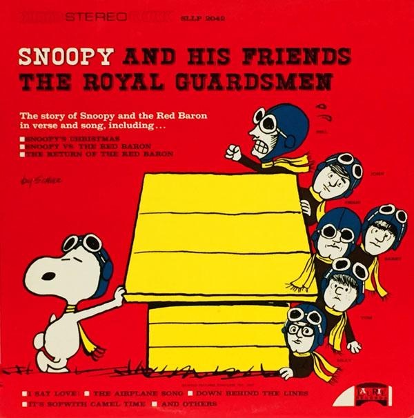 SnoopyFriendsGuardsmen-600