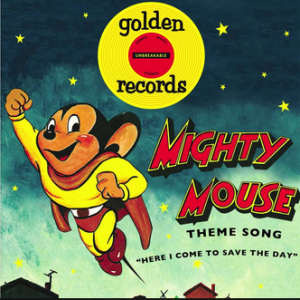 Mighty Mouse 45 1