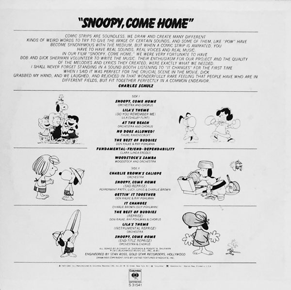 Snoopy-Come-Home-Back