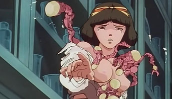 """Forgotten"" Anime OAVs #17: ""Dark Cat"" (1991)"