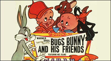 Bugs Bunny and His Friends on Capitol Records