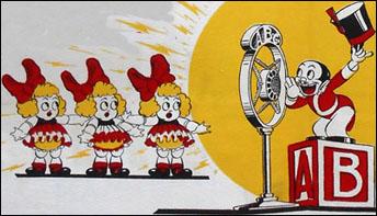"Harman-Ising's ""Toyland Broadcast"" (1934)"