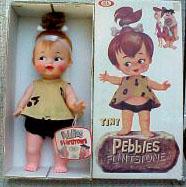 PEBBLES-doll