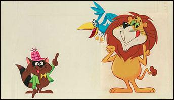 """Mark Kausler on Ed Graham Jr.'s """"Linus The Lionhearted"""""""
