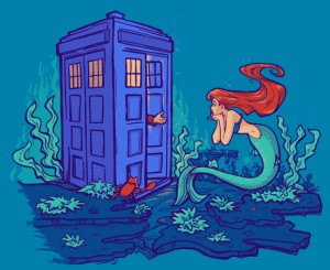 mermaid-tardis